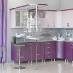 Фиеста - цвет фламинго / ежевика